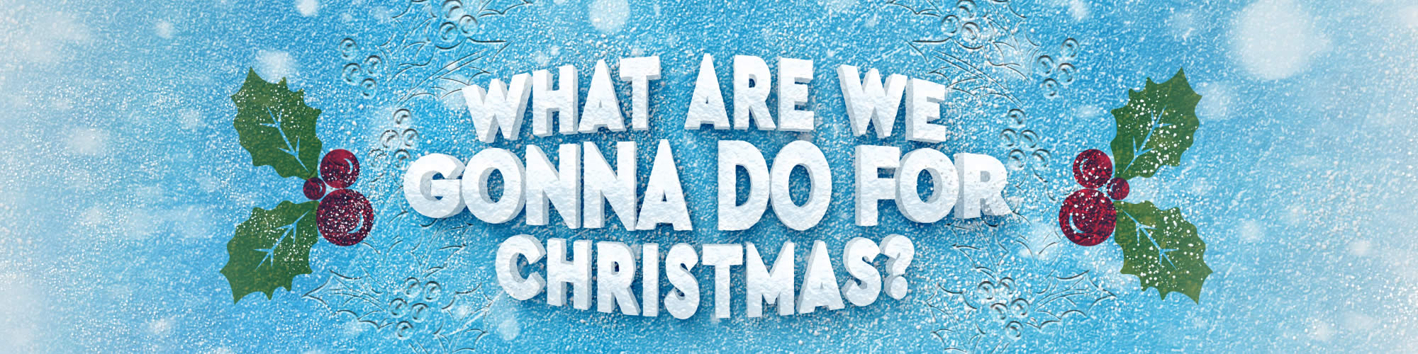 'What Are We Gonna Do For Christmas?' Charity Christmas Song for Alzheimer's Society